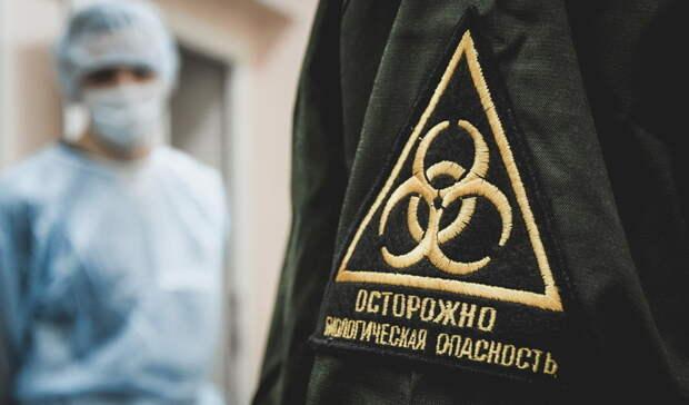 В больницах Оренбуржья остаются 150 тяжелых пациентов с коронавирусом