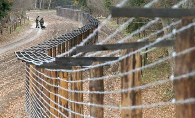 На польско-белорусской границе погибают мигранты