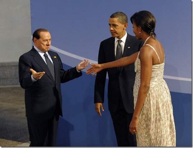 Руки выдадут: Красноречивые жесты известных личностей