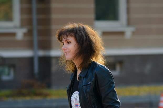 Алёна Званцова