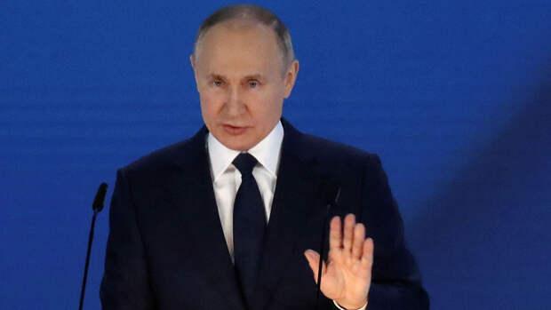 """Путин: не зафиксировано ни одного летального исхода после применения """"Спутник V"""""""