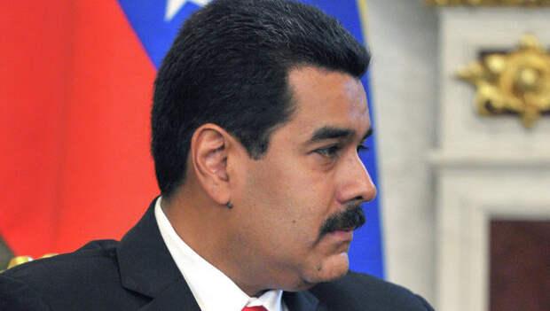 Николас Мадуро Морос. Архивное фото