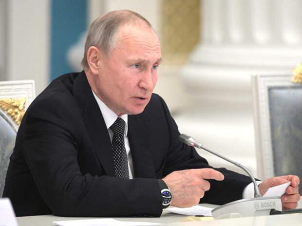 Путин получит новые полномочия сразу после голосования по Конституции