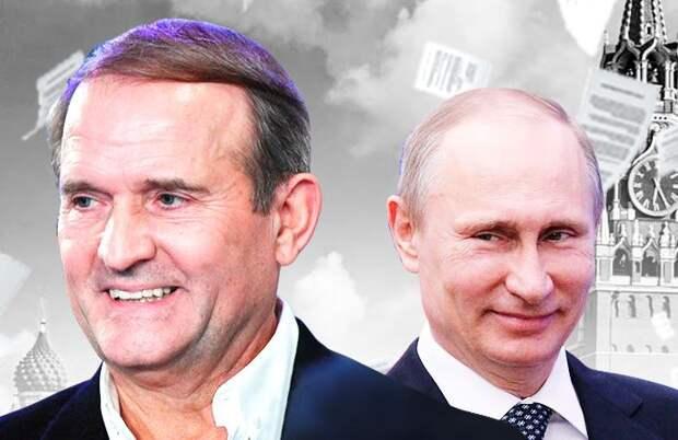 Предвыборный подарок Медведчуку: Москва снимает санкции с бандеровской Украины