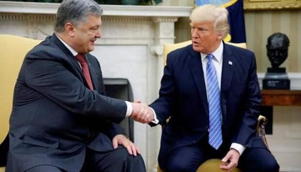 Сам Порошенко жал ему руку: «Встреча с Порошенко предоставит Трампу козыри», — Расмуссен | Продолжение проекта «Русская Весна»