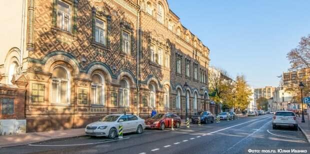 Собянин: В Москве продолжается масштабная программа реставрации памятников архитектуры. Фото: Ю. Иванко mos.ru