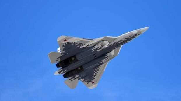 Су-57: критический взгляд с Запада