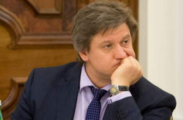 Украинский министр работает на Москву. Очередная истерика Киева