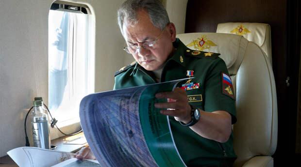 Дипломатия Шойгу: Не только солдат, но и миротворец