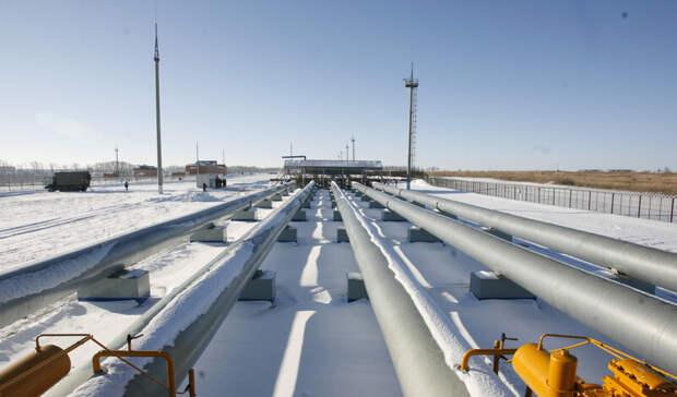 Более чем на30% увеличил «Газпром» экспорт газа вдальнее зарубежье впервом квартале 2021