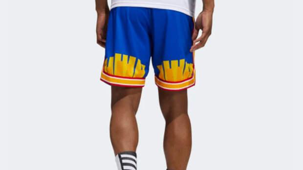 БаскетбольныйматчMcDonald'sвдохновилAdidasна создание новой коллекции
