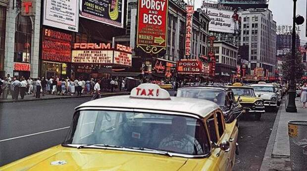 На счётчике: как работала советская таксистская мафия
