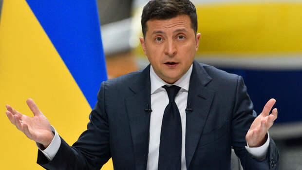 """На Украине назвали Зеленского """"идиотом"""" из-за цен на газ"""