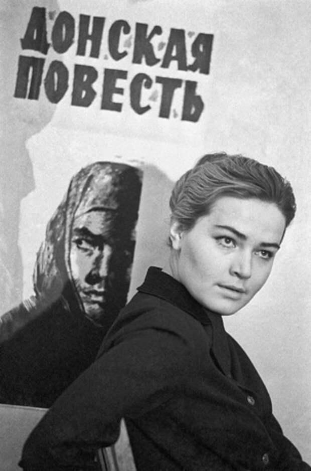 Утонченная и элегантная Людмила Чурсина
