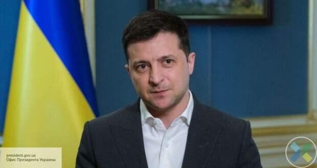 Зеленский назвал членство с ЕС и НАТО стратегическим курсом Украины