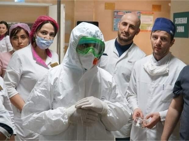 Повальное заражение коронавирусом в Дагестане: мертвые забирают живых