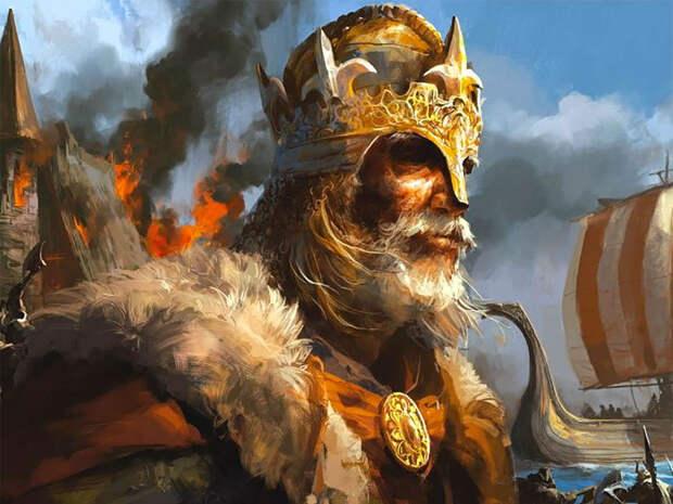 Харальд Хардрада. Последний викинг