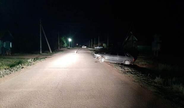 В Оренбуржье задержали сбежавшего с места смертельного ДТП водителя