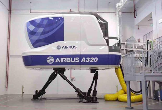 Тренажер Airbus A320
