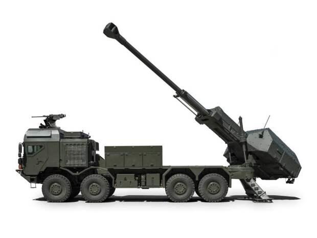Нордический гром: мобильная артиллерия Северной Европы