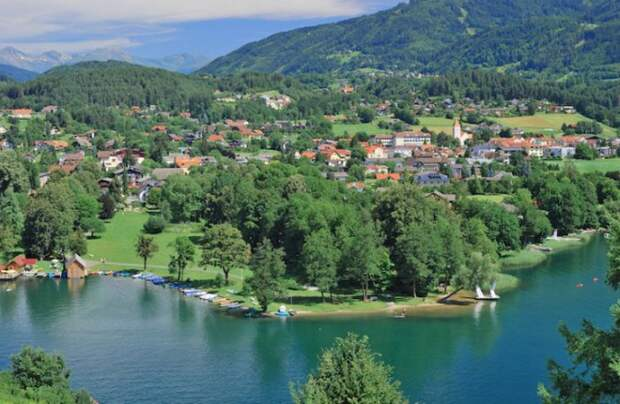 12 самых красивых и живописных озёр Австрии