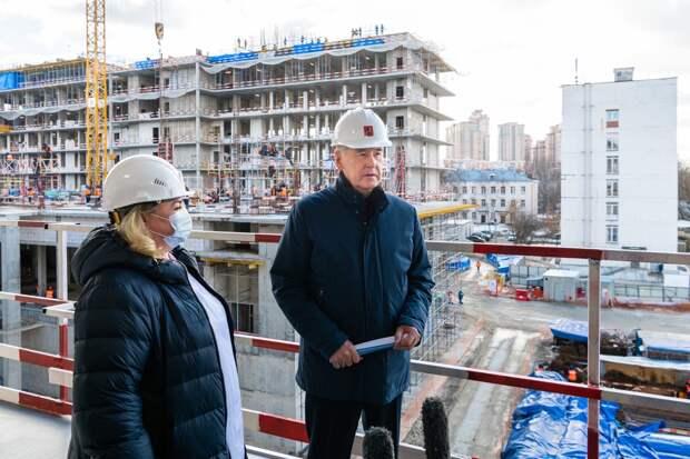 «Будет ещё круче»: Собянин анонсировал вторую волну реновации