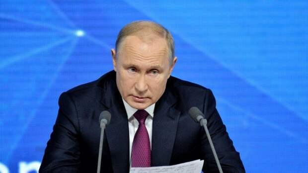Путин о санкциях: они наносят ущерб всем, но экономика РФ адаптировалась