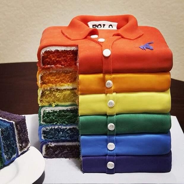 Торты бывают слишком красивы, чтобы их съесть