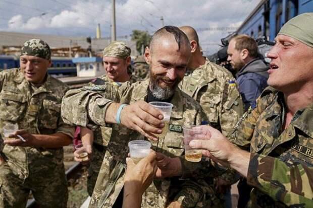 Правда о ЧП среди солдат ВСУ накануне наступления на Донбасс просочилась в СМИ