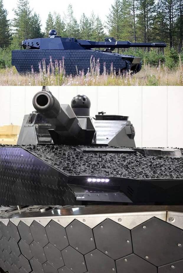Защита наземной боевой техники: укрыться и уклониться