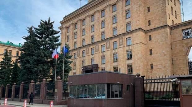 Россия пригрозила Чехии лишить ее имущества в центре Москвы