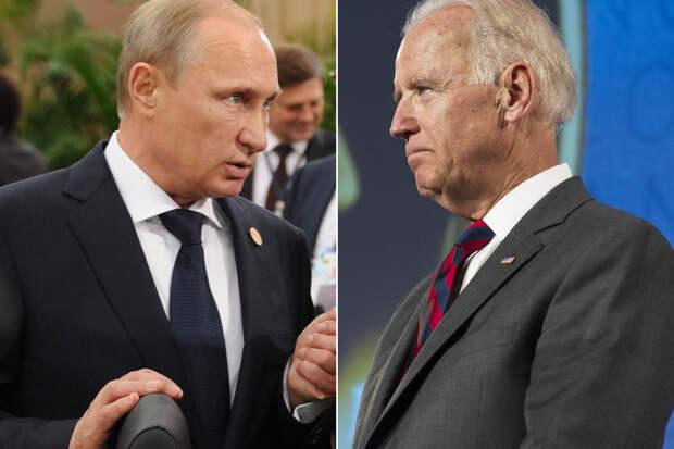 Что-то я начинаю волноваться перед встречей Байдена и Путина