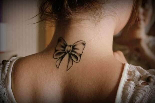 Топ-5 женских татуировок, которые нравятся мужчинам