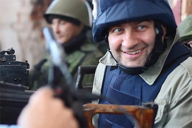 Пореченков оценил поступок российского актера, воюющего за Украину