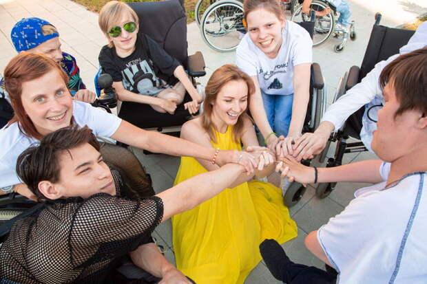 Мария Львова-Белова рассказала о мини-городе для инвалидов