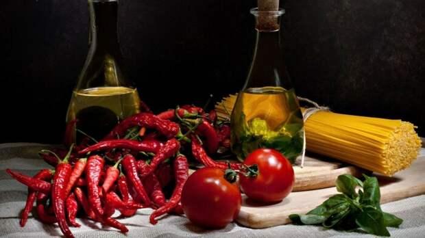 Специи с оливковым маслом тоже очень хорошо раскрывают свой вкус. /Фото: floragrow.club