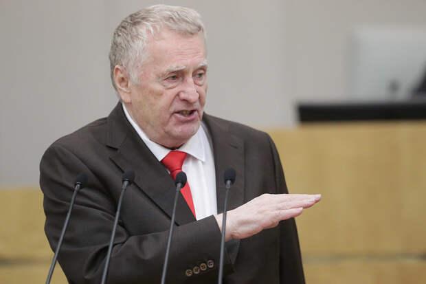 Жириновский призвал закрыть авиасообщение с Турцией