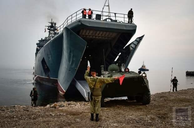 Для чего штурмовики Су-25СМ3 были переброшены в Крым из Ставрополья