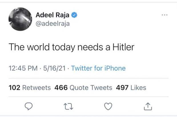 Журналист CNN заявил, что «миру нужен Гитлер»