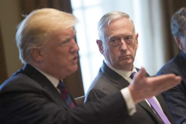 Мэттис отговорил: Трамп признался, что хотел ликвидировать Асада