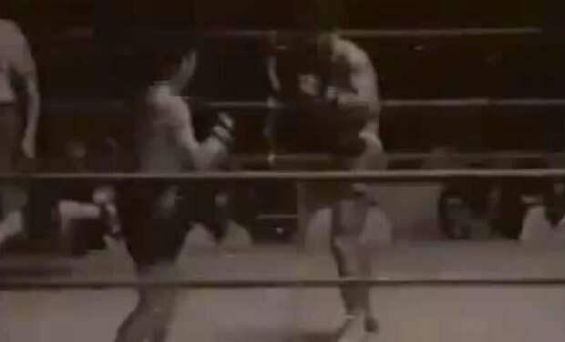 Мастера карате вышли на поединок к тайским бойцам: запись с чемпионата 1964 года