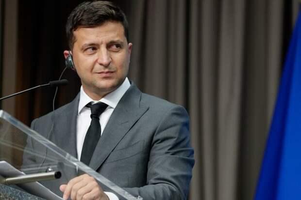 Зеленский утвердил стратегию по «деоккупации» Крыма
