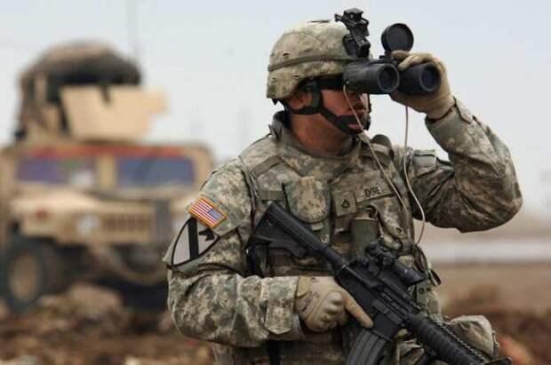 Спецназ СШАначал террор в Сирии: облавы, убийства, похищения  и угрозы (ФОТО)