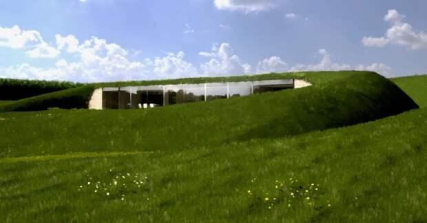 Разгневанные жители британской деревни недают строить усебя «дом телепузиков»