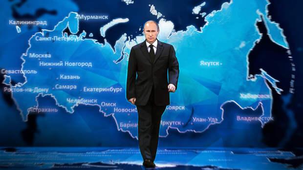 Фраза Путина про «выбитые зубы» восхитила иностранцев