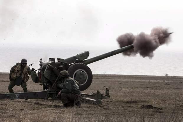 Киев ударил по Донбассу из тяжелой артиллерии
