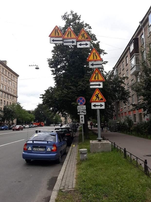 20 поразительных дорожных знаков со всего мира