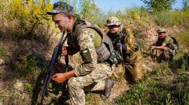 На Украине попросили расширить программу подготовки солдат инструкторами США