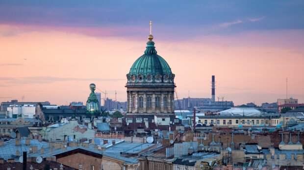 Синоптик Леус пообещал петербуржцам сухую и прохладную погоду 17 сентября