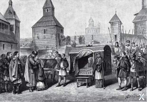 Пропавшие славянские рунические книги